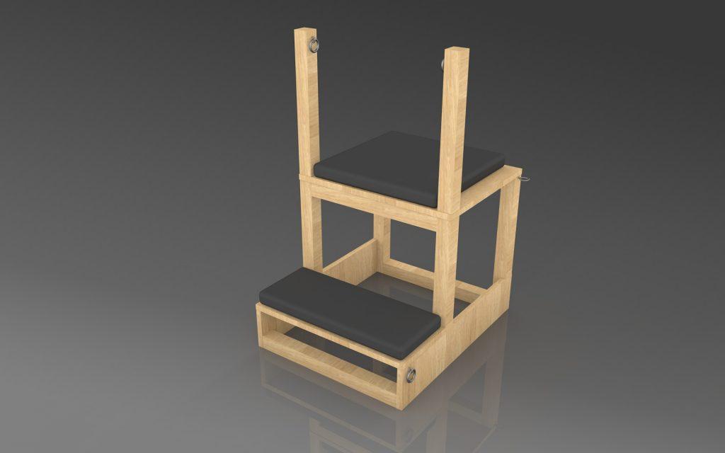Klęcznik-siedzisko - 3800 zł