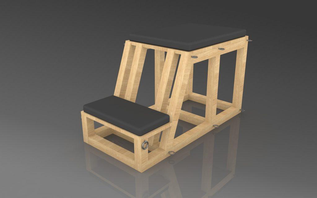Klęcznik-siedzisko - 3200 zł